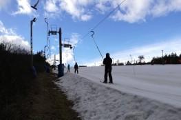 Niestachów Atrakcja Stacja narciarska Niestachów