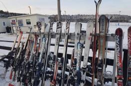Niestachów Atrakcja Wypożyczalnia narciarska Niestachów