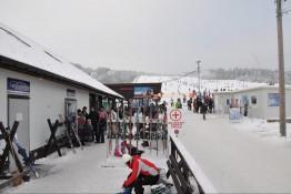 Niestachów Atrakcja Wypożyczalnia snowboardowa Niestachów